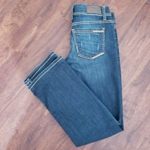BKE jeans short inseam